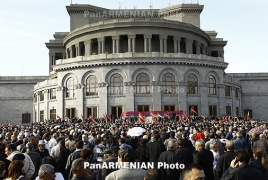 U.S. Embassy cautions American adults about ANC impetus in Yerevan