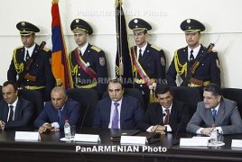 NSC names Armenian Ministry of Emergency Situations well-formed structure