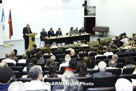 3rd medical association hosts Armenia, Artsakh, Diaspora doctors