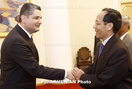 Vietnamese PM invites Tigran Sargsyan for a visit
