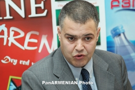 PACE, Azeri delegation's absurd statements undeserved of notice - David Harutyunyan