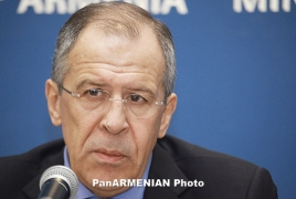 Russia offers U.S., EU to join in securing assent during Caucasus