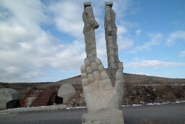 Two artists emanate choice to Turkish-Armenian 'Monument to Humanity'