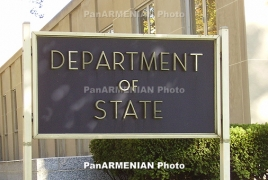 U.S. State Department commented on France's Armenian Genocide bill