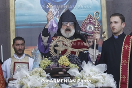 Armenia to applaud Feast of a Assumption of St. Mary on Aug. 14