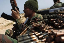 14 army officers prisoner by Syrian rebels