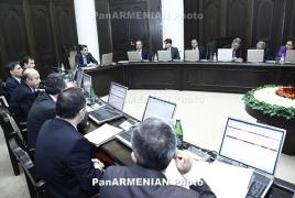 RA PM hails Armenian soccer success