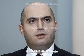 Armen Ashotyan: Internet to be supposing in 98% of Armenian schools