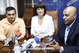 Marketing Bible author to revisit Armenia Nov 9