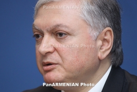 Nalbandian to accommodate with Armenian tactful missions in Europe