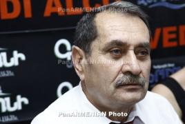 ANC member links Hovik Abrahamyan's abdication to Karabakh issue