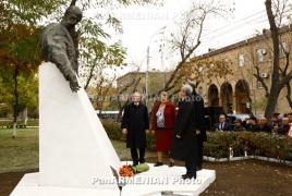 Minister: Nansen saved Armenians' faith towards future