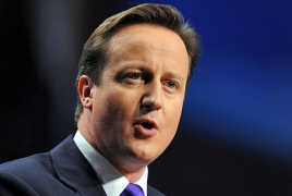 British PM calls for review into links between MI6, Gaddafi