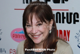 Nora Armani to make a film in Armenia subsequent year