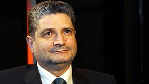 Armenian PM Tigran Sarkisian