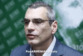 Defense Minister contingency inform Armenian army from unworthies - Richard Giragosian