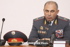 Armenian Police arch denies corner business with incarcerated Road Police head