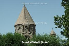 Armenian Apostolic Church postulated authorised chairman of open law standing in Georgia