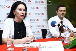 HSBC Bank Armenia starts portion ArCa cards