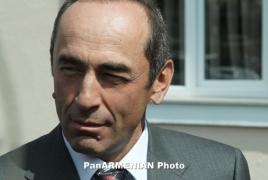 Armenian return: would Kocharian repeat Putin's path?