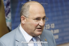 "Samvel Nikoyan opposes a ""increase of parliament's role"""